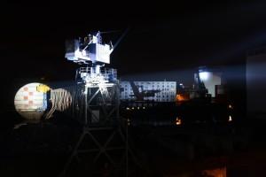 Lichtszene Dreiland Foto Siegrun Appelt 1
